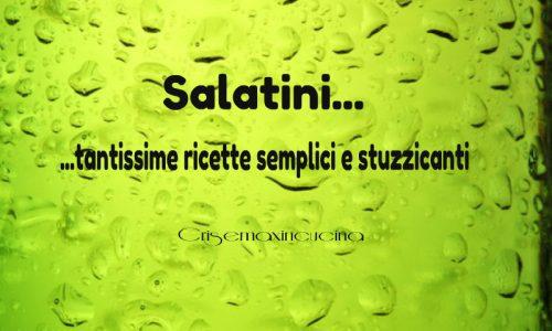 Salatini, tantissime ricette veloci e stuzzicanti