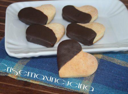 Biscotti innamorati, ricetta dolce