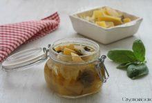Zucchine in agrodolce, ricetta in dispensa
