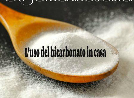 L'uso del bicarbonato in casa