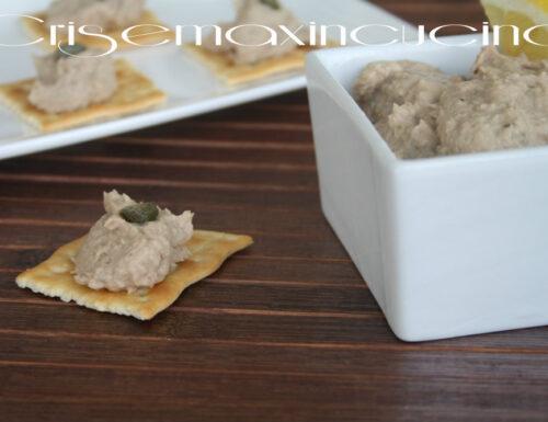 Mousse al tonno, ricetta veloce e gustosa