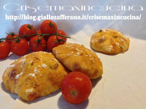 Pizzi leccesi, ricetta salata lievitata