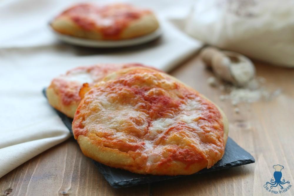 Pizzette di Enkir e Farro, Ricetta Lievitata di Gabriele Bonci