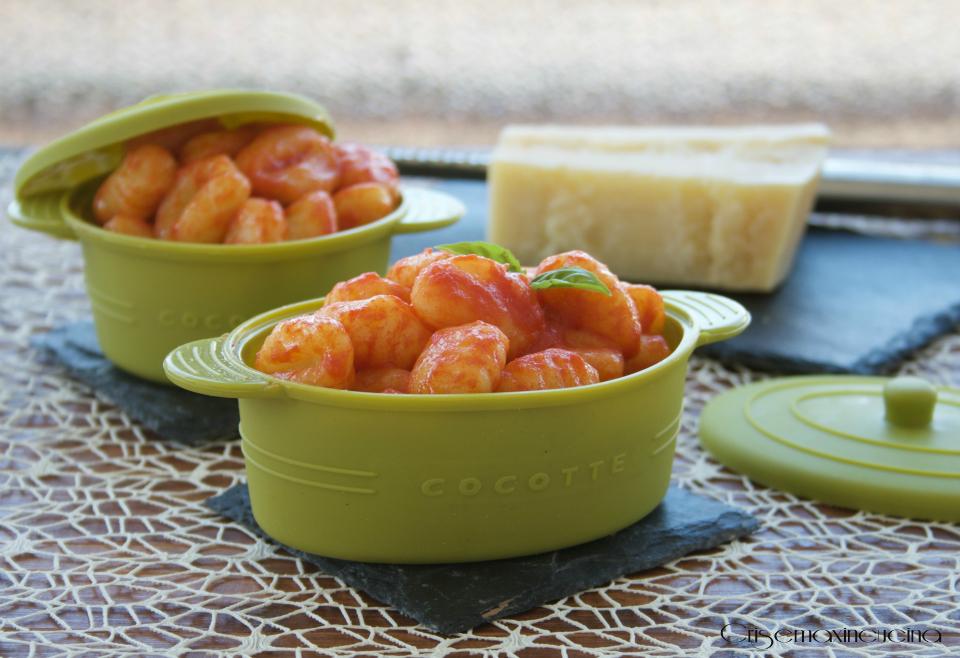 gnocchi al pomodoro 1