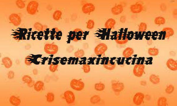 Ricette mostruose per Halloween, ricette varie