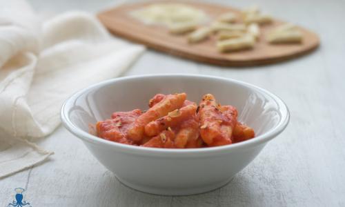 Cavatelli al pomodoro, ricetta primi piatti