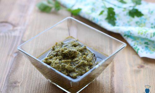 Salsa verde, ricetta facile caratteristica della cucina piemontese