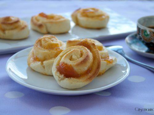 Coccole alla marmellata, ricetta di Anna Moroni
