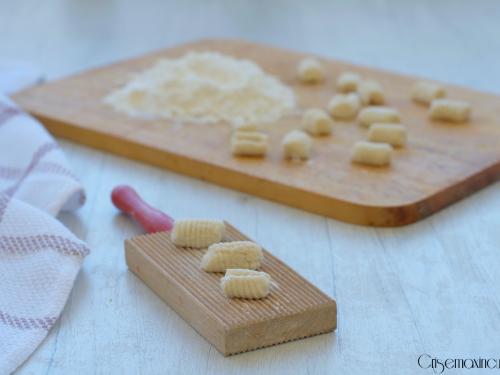 Gnocchi senza patate, ricetta economica