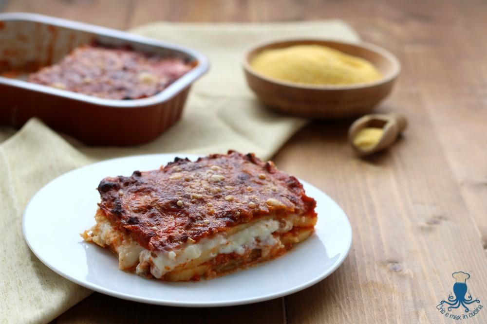 Lasagne di Polenta, Ricetta Sfiziosa e Originale Delle Feste