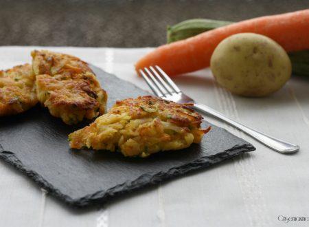 Frittatine con le verdure, ricetta stuzzicante