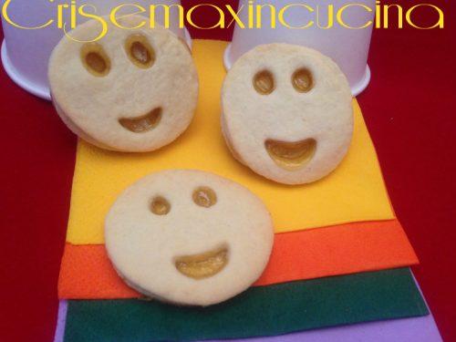 Biscotti smile, ricetta dolce