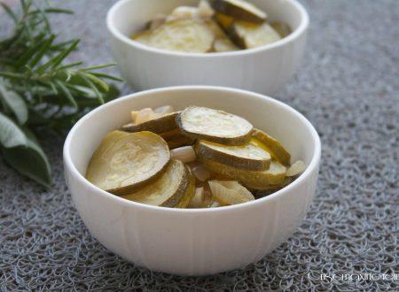 Zucchine in agrodolce, ricetta veloce