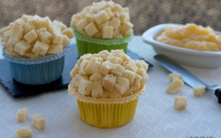 Cupcakes mimosa, ricetta golosa