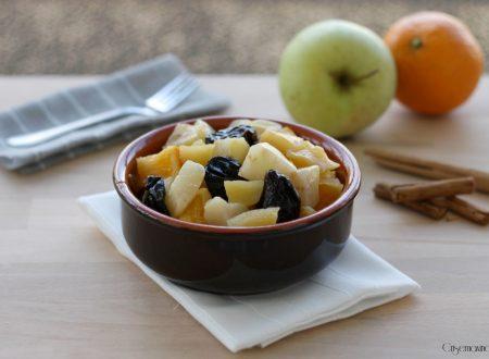 Frutta cotta, ricetta facile e veloce