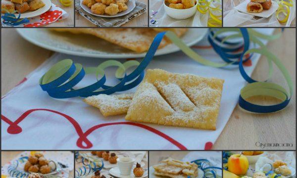 Raccolta di ricette di Carnevale, ricette golose e sfiziose