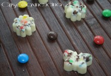 Cioccolatini con m&m's, ricetta creativa