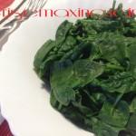 spinaci lessi