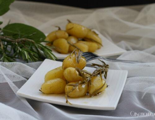Patate novelle in padella, ricetta contorno