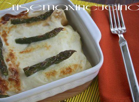 Crepes agli asparagi, ricetta raffinata