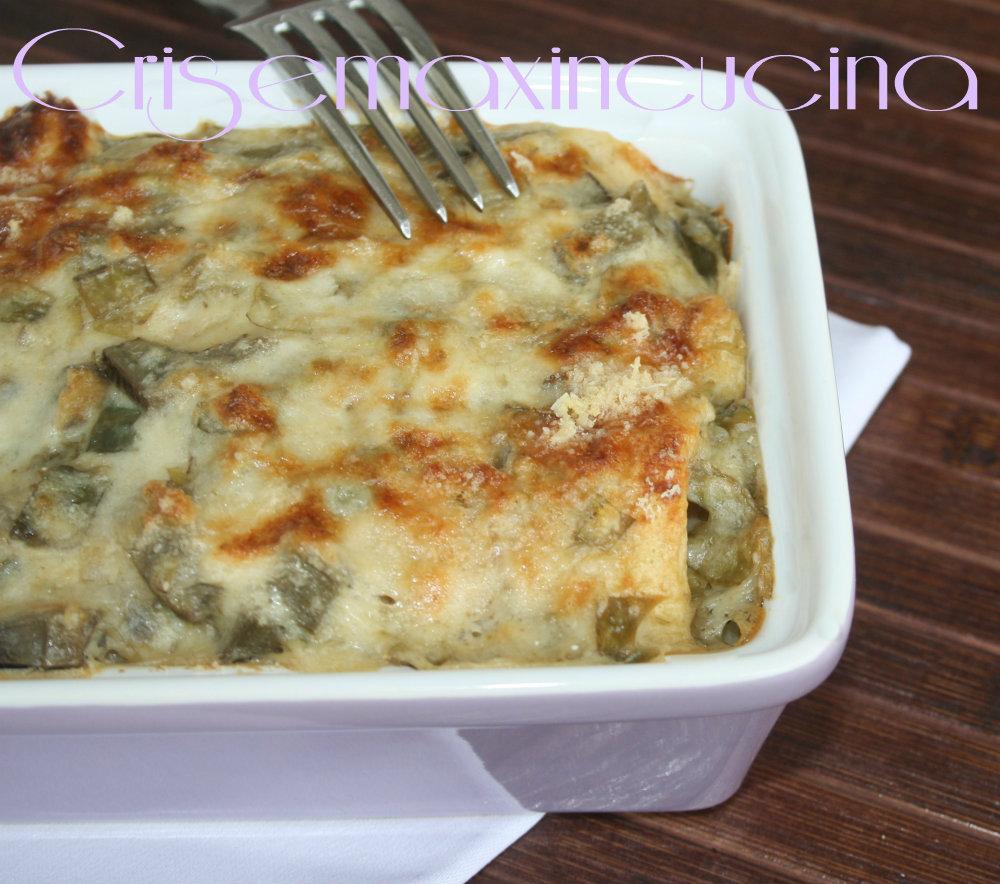 Crepes ai carciofi ricetta golosa cris e max in cucina for Ricette con carciofi