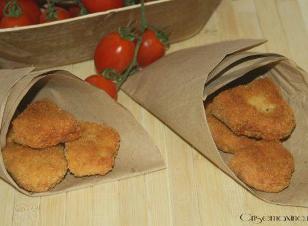 Nuggets di pollo, ricetta finger food