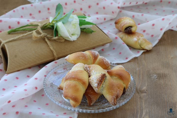 croissant di pan brioche alla nutella1