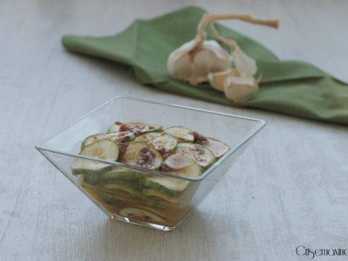 Zucchine grigliate, ricetta stuzzicante