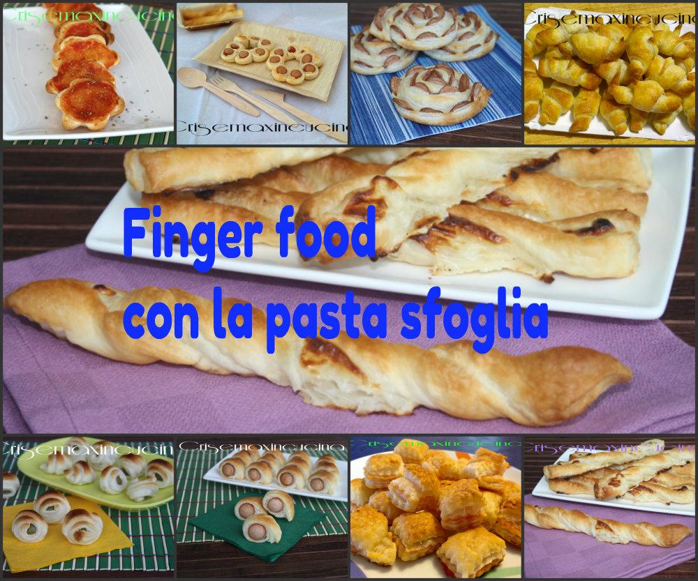 Ricerca ricette con finger food pasta for Pasta ricette veloci