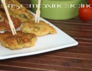 Frittelle di zucchine e pane raffermo, ricetta economica