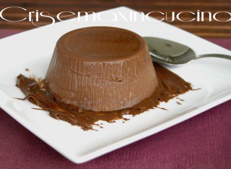 Panna cotta cioccolato e caffè, ricetta golosa