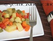 Misto di verdure in padella, ricetta salutare