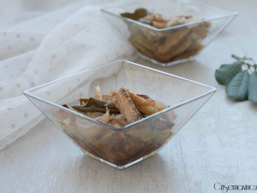 Zucchine in carpione, ricetta stuzzicante