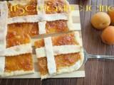 crostata con frolla senza burro
