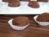 dolcetti al cioccolato con nutella