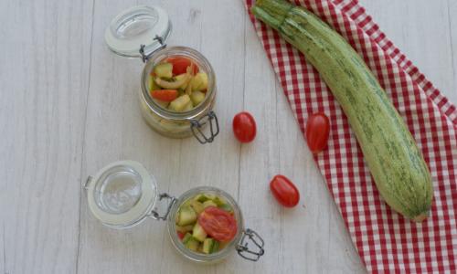Zucchine in umido, ricetta economica