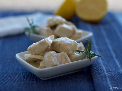 Bocconcini di petto di pollo al limone, ricetta economica