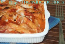 Pasta pasticciata senza carne, ricetta veloce