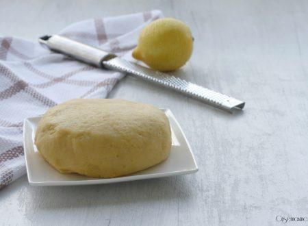 Pasta frolla di Sal De Riso, ricetta dolce facile e veloce.