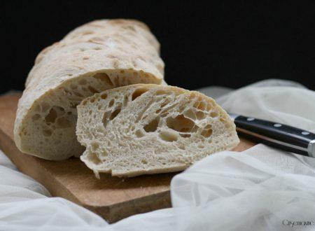 Pane con lievito madre, ricetta lievitata