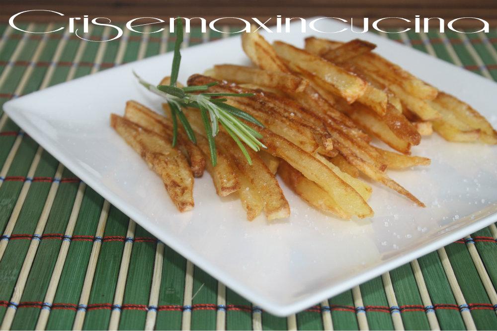 patatine a fiammifero