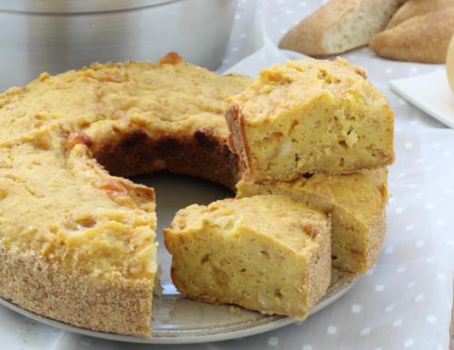 Ciambella con il pane raffermo, ricetta col fornetto versilia
