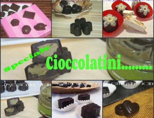 Cioccolatini, ricette golose