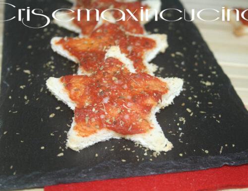 Pizzette, ricetta col pane raffermo