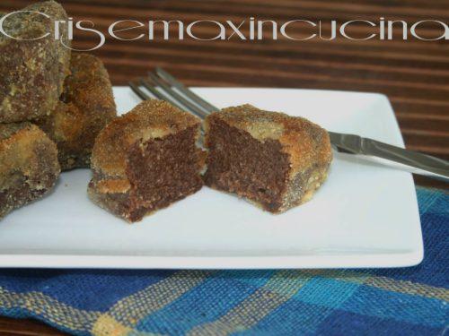 Semolino al cioccolato fritto, ricetta golosa