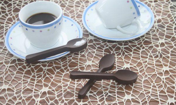 Cucchiaini di cioccolato, ricetta creativa