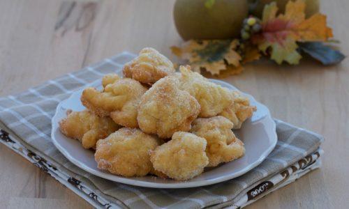 Frittelle di mele, ricetta piemontese