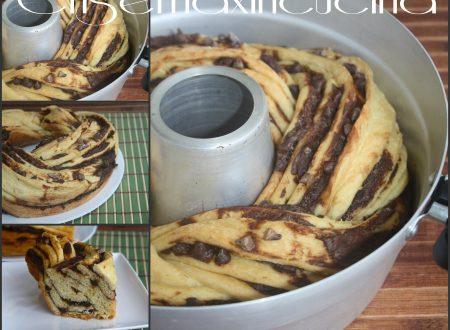 Torta angelica alla nutella, ricetta con Fornetto Versilia