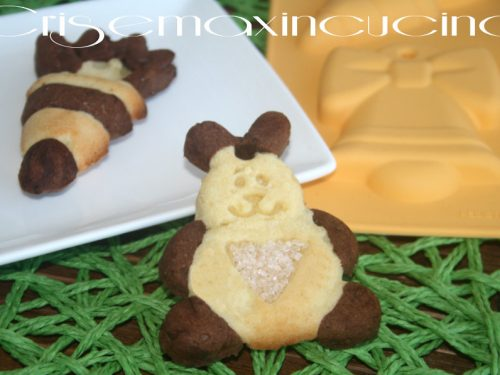 Biscotti di frolla, ricetta dolce