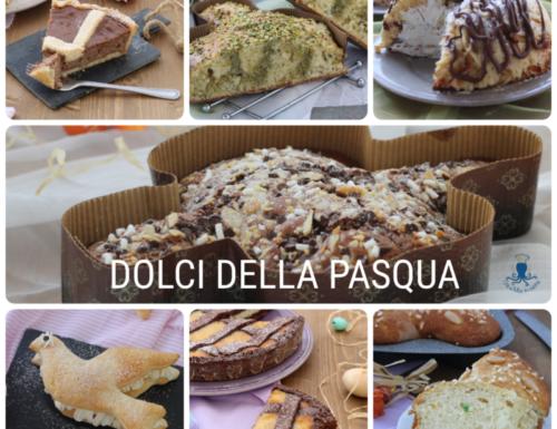 Dolci della Pasqua, raccolta di ricette dolci tipiche del periodo pasquale